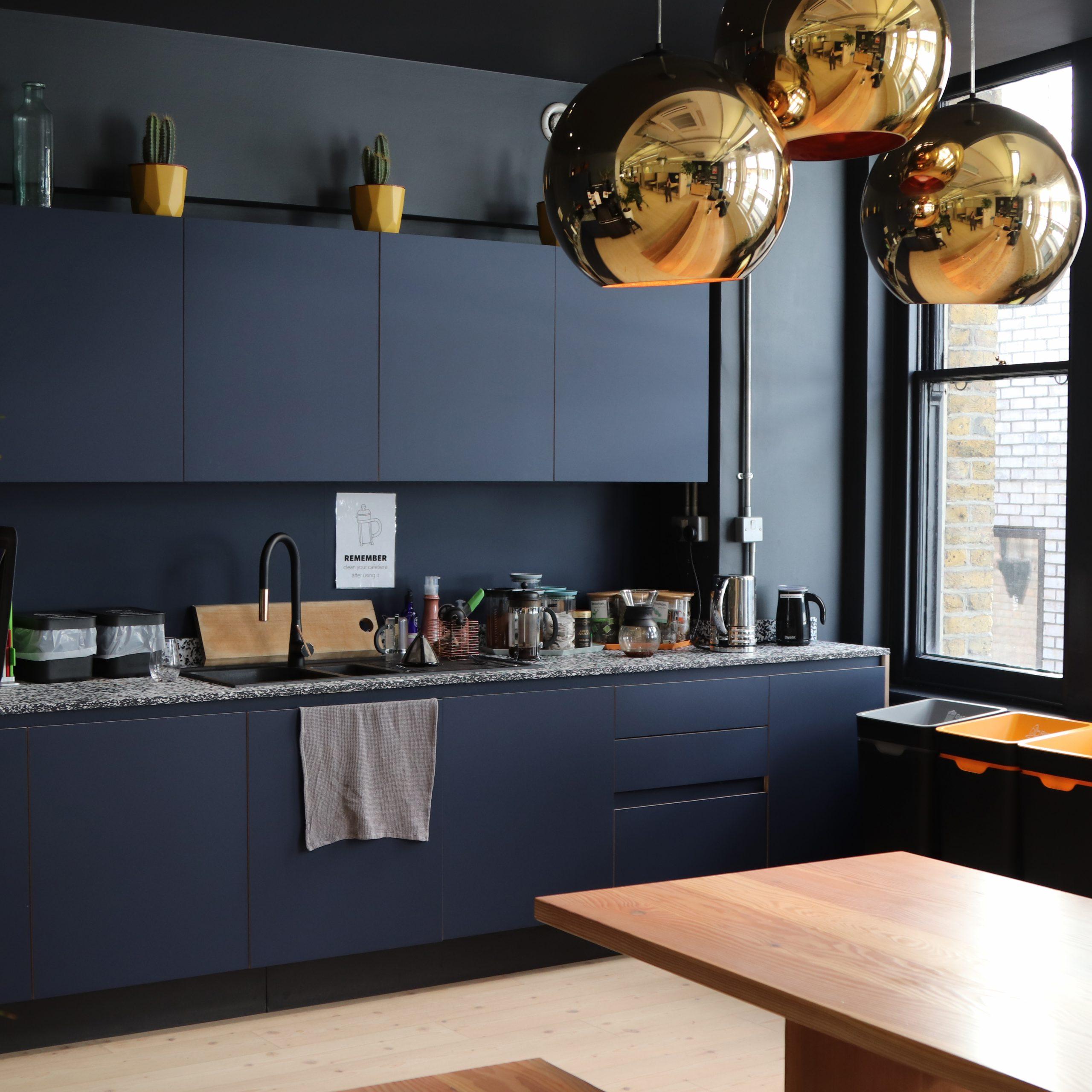 Idean Kitchen by Jackdaw Studio.