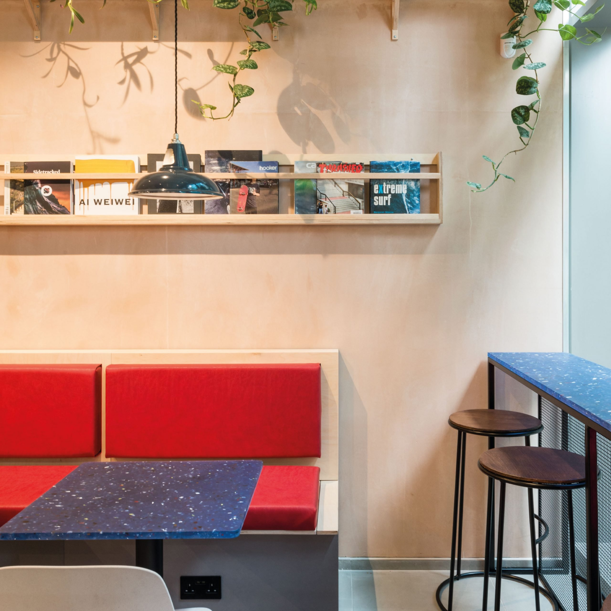 Lords of Poké by Megan Sadler - Interior Design and Creative Direction. Image: French & Tye.
